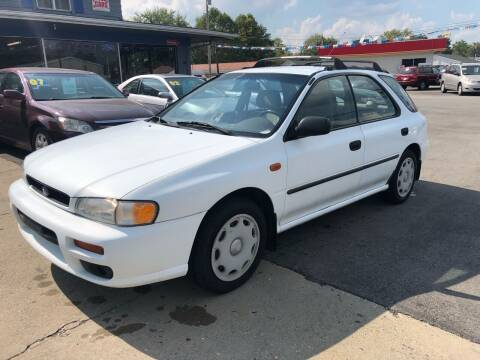 2000 Subaru Impreza for sale at Wise Investments Auto Sales in Sellersburg IN