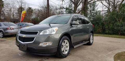 2011 Chevrolet Traverse for sale at Green Source Auto Group LLC in Houston TX