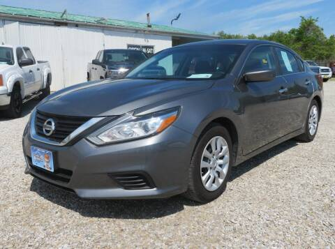 2018 Nissan Altima for sale at Low Cost Cars in Circleville OH