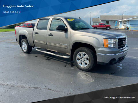 2009 GMC Sierra 1500 for sale at Huggins Auto Sales in Hartford City IN