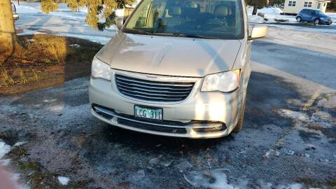 2014 Chrysler Town and Country for sale at Great Alaska Car Co. in Soldotna AK