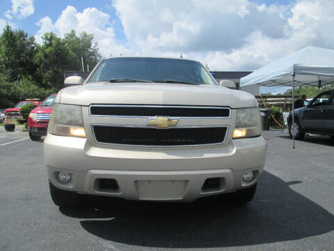 2007 Chevrolet Suburban for sale at Olde Mill Motors in Angier NC