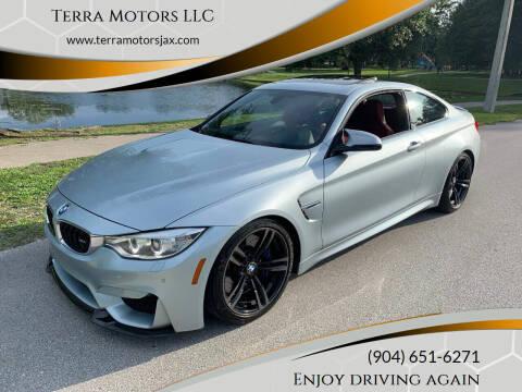 2015 BMW M4 for sale at Terra Motors LLC in Jacksonville FL