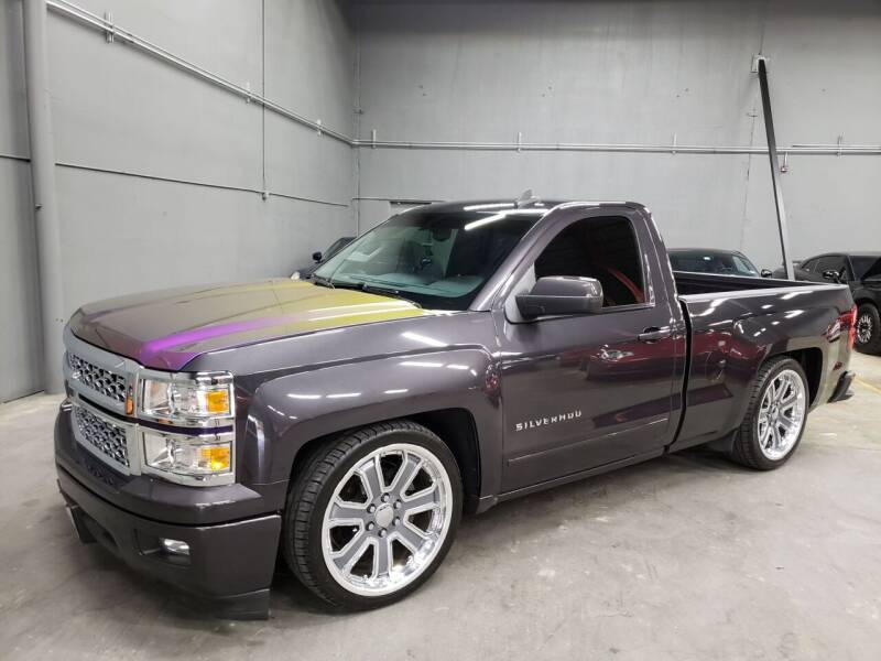 2015 Chevrolet Silverado 1500 for sale at EA Motorgroup in Austin TX