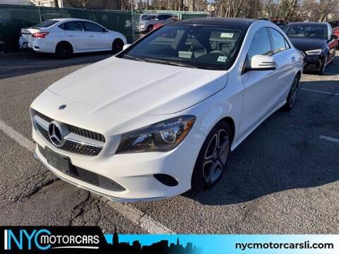 2019 Mercedes-Benz CLA for sale at NYC Motorcars in Freeport NY