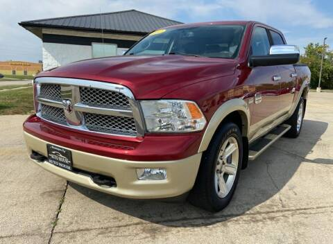 2012 RAM Ram Pickup 1500 for sale at Auto House of Bloomington in Bloomington IL