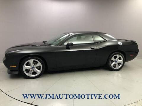 2014 Dodge Challenger for sale at J & M Automotive in Naugatuck CT