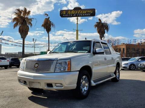 2006 Cadillac Escalade EXT for sale at A MOTORS SALES AND FINANCE in San Antonio TX