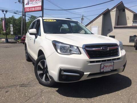 2018 Subaru Forester for sale at PAYLESS CAR SALES of South Amboy in South Amboy NJ