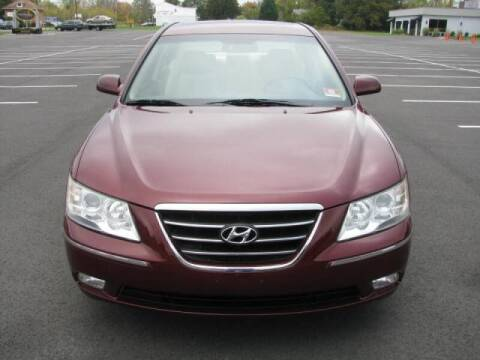 2010 Hyundai Sonata for sale at Iron Horse Auto Sales in Sewell NJ