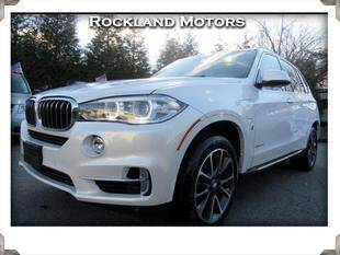 2018 BMW X5 for sale at Rockland Automall - Rockland Motors in West Nyack NY