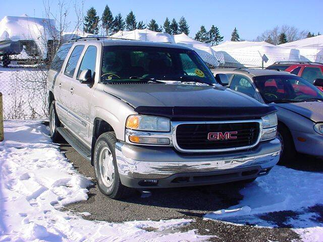 2001 GMC Yukon XL for sale at VOA Auto Sales in Pontiac MI