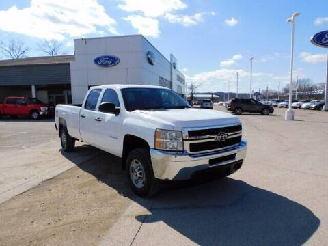 2011 Chevrolet Silverado 2500HD for sale at Ray Skillman Hoosier Ford in Martinsville IN