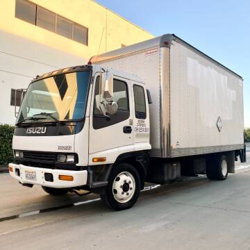 2000 Isuzu FRR for sale at New City Auto - Retail Inventory in South El Monte CA