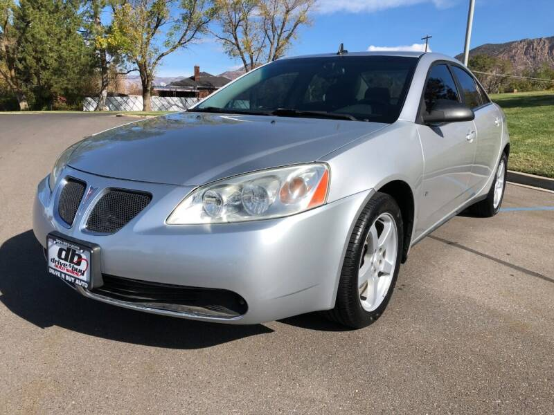 2009 Pontiac G6 for sale at DRIVE N BUY AUTO SALES in Ogden UT