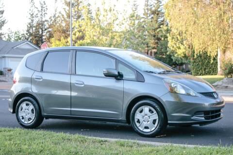 2012 Honda Fit for sale at California Diversified Venture in Livermore CA