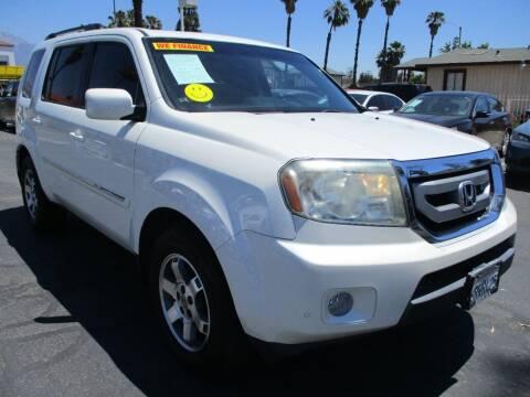 2011 Honda Pilot for sale at F & A Car Sales Inc in Ontario CA