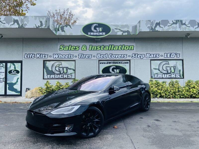 2018 Tesla Model S for sale at Greenway Auto Sales in Jacksonville FL