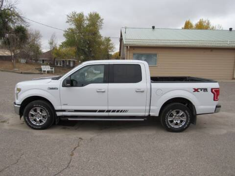 2017 Ford F-150 for sale at HOO MOTORS in Kiowa CO