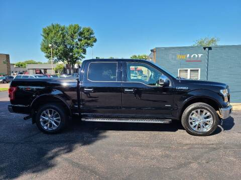 2017 Ford F-150 for sale at THE LOT in Sioux Falls SD