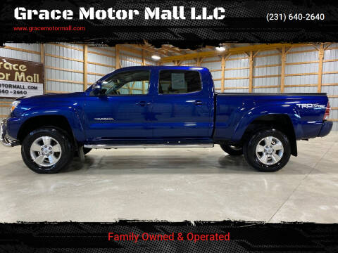 2015 Toyota Tacoma for sale at Grace Motor Mall LLC in Traverse City MI