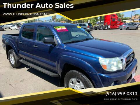 2007 Toyota Tacoma for sale at Thunder Auto Sales in Sacramento CA