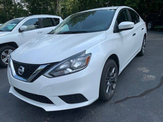 2017 Nissan Sentra for sale at Lighthouse Auto Sales in Holland MI