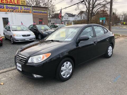 2007 Hyundai Elantra for sale at EZ Auto Sales , Inc in Edison NJ