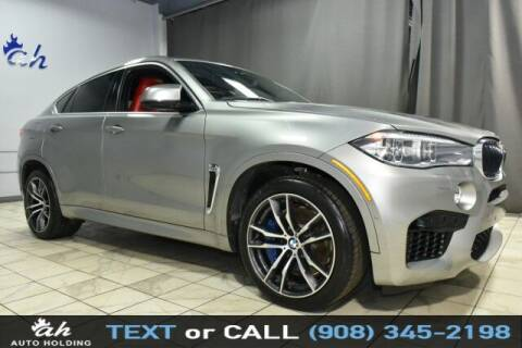 2016 BMW X6 M for sale at AUTO HOLDING in Hillside NJ