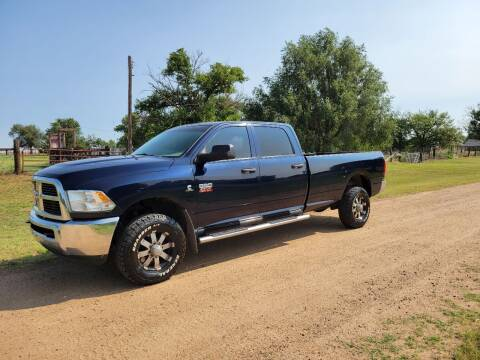 2012 RAM Ram Pickup 2500 for sale at TNT Auto in Coldwater KS