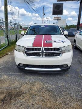 2011 Dodge Durango for sale at Dependable Auto Sales in Montgomery AL