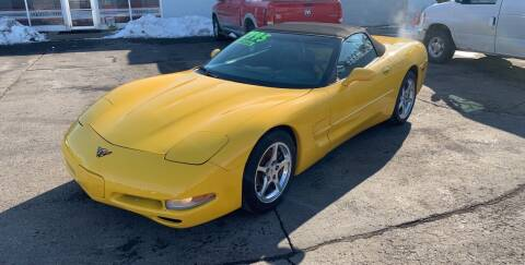 2001 Chevrolet Corvette for sale at Downing Auto Sales in Des Moines IA