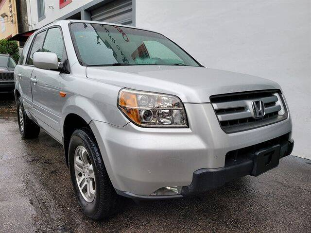 2007 Honda Pilot for sale at Prado Auto Sales in Miami FL