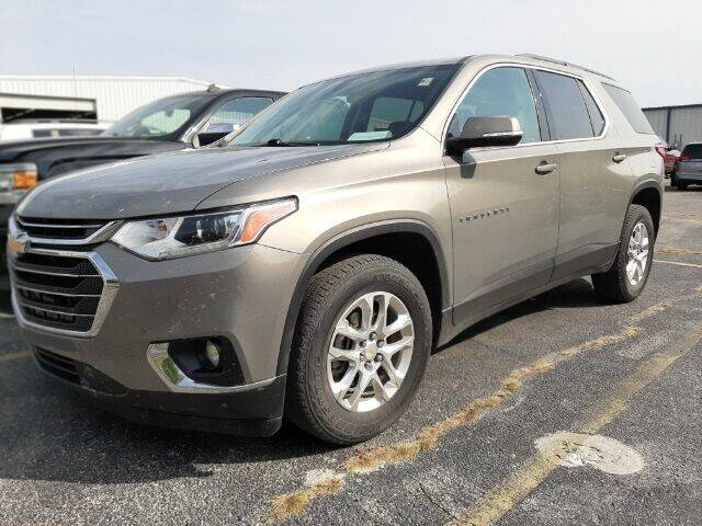 2019 Chevrolet Traverse for sale in Frontenac, KS