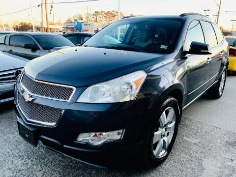 2010 Chevrolet Traverse for sale at Auto Space LLC in Norfolk VA