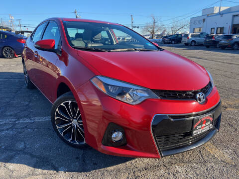 2016 Toyota Corolla for sale at JerseyMotorsInc.com in Teterboro NJ