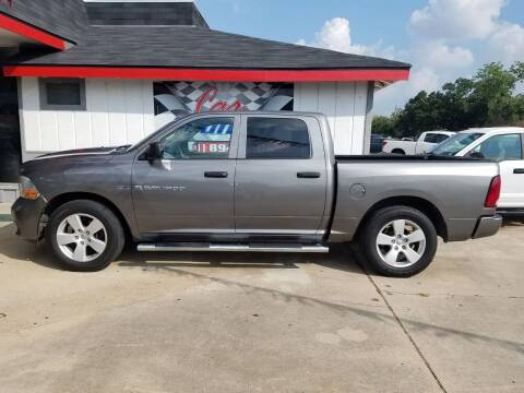 2012 RAM Ram Pickup 1500 for sale at Car Country in Victoria TX