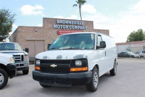 2011 Chevrolet Express Cargo for sale at Brownsville Motor Company in Brownsville TX