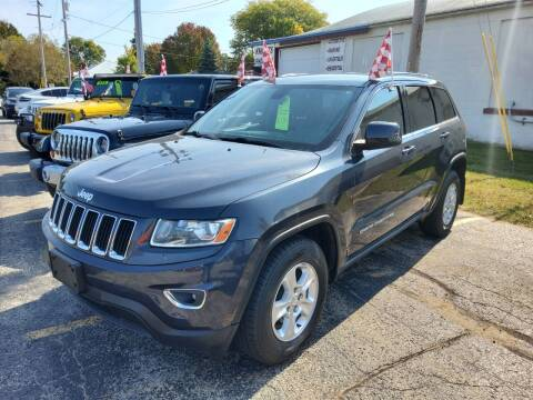 2014 Jeep Grand Cherokee for sale at Knights Autoworks in Marinette WI