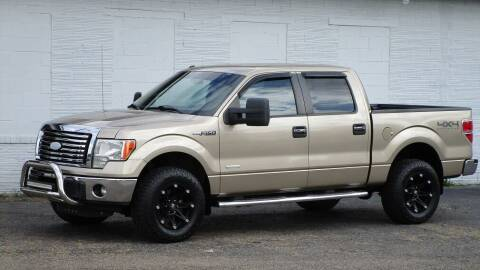 2011 Ford F-150 for sale at Kohmann Motors & Mowers in Minerva OH