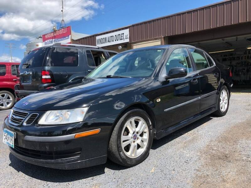 2007 Saab 9-3 for sale at WINDOM AUTO OUTLET LLC in Windom MN