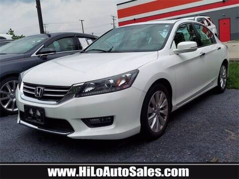 2015 Honda Accord for sale at BuyFromAndy.com at Hi Lo Auto Sales in Frederick MD