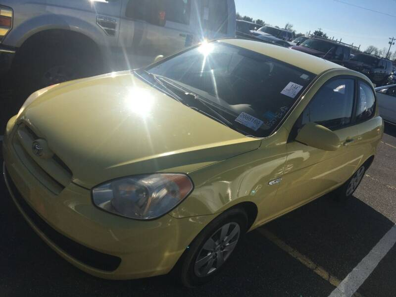 2008 Hyundai Accent for sale at Mocks Auto in Kernersville NC