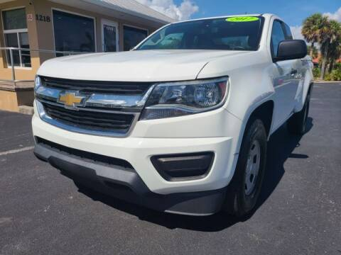 2016 Chevrolet Colorado for sale at BC Motors of Stuart in West Palm Beach FL