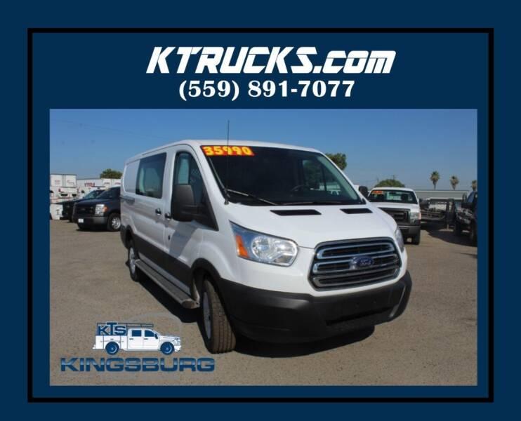 2019 Ford Transit Cargo for sale at Kingsburg Truck Center in Kingsburg CA