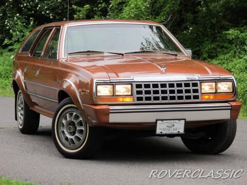 1982 AMC Eagle 30 for sale at Isuzu Classic in Cream Ridge NJ
