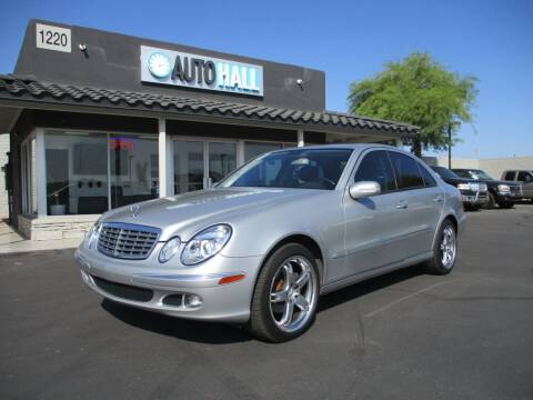 2005 Mercedes-Benz E-Class for sale at Auto Hall in Chandler AZ