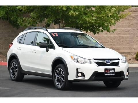 2017 Subaru Crosstrek for sale at A-1 Auto Wholesale in Sacramento CA