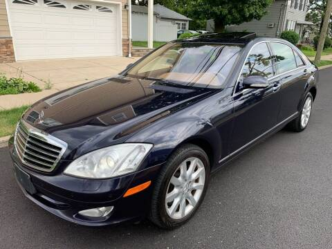 2007 Mercedes-Benz S-Class for sale at Jordan Auto Group in Paterson NJ