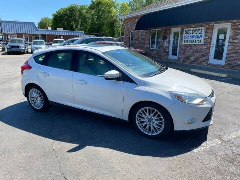 2012 Ford Focus for sale at Auto Choice in Belton MO